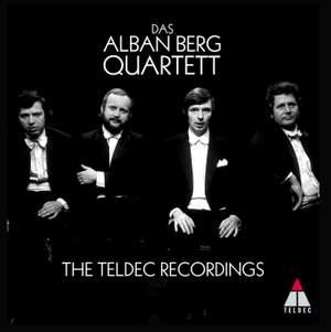 The Alban Berg Quartet - The Teldec Recordings (1971-79)