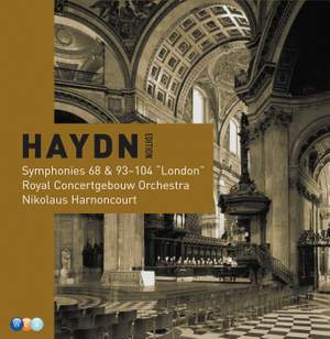 Haydn Edition Volume 4 - The London Symphonies Product Image