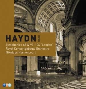 Haydn Edition Volume 4 - The London Symphonies