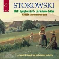 Bizet: Symphony in C, L'Arlesienne Suites 1&2, Debussy: Children's Corner