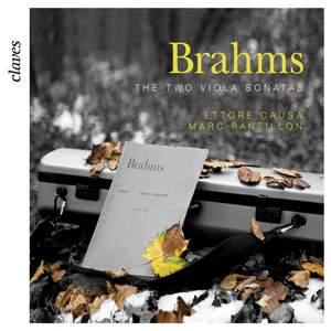 Brahms: The Two Viola Sonatas