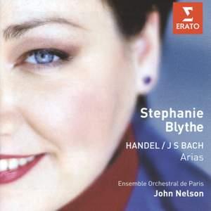 Stephanie Blythe: Handel & Bach Arias Product Image