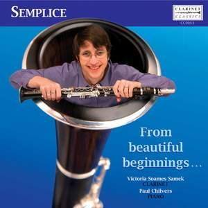 Semplice - From beautiful beginnings ...