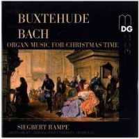 Buxtehude & Bach - Organ Music for Christmas