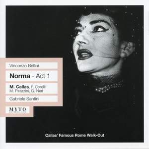 Bellini: Norma (Act 1)