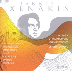 Xenakis: Orchestral Works Vol. 5