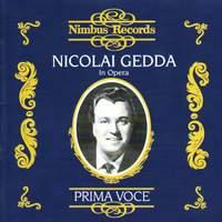 Nicolai Gedda in Opera