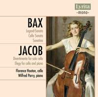 Bax & Jacob - Works for Cello