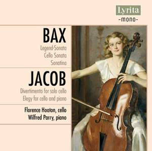 Bax & Jacob - Works for Cello Product Image
