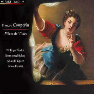 Couperin - Pieces for Viol Product Image