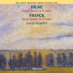 Franck & Fauré - String Quartets
