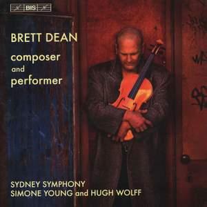 Brett Dean - Composer and Performer