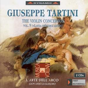 Tartini - The Violin Concertos Volume 9 Product Image