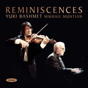 Reminiscences - Yuri Bashmet