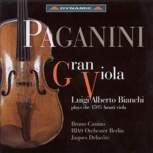 Paganini - Gran Viola