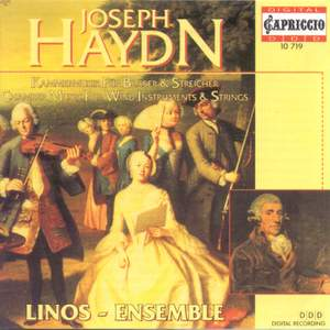 Haydn: Chamber Music for Wind and Strings