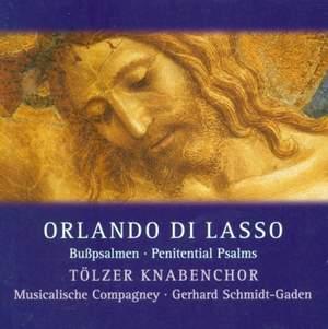 Lasso: Penitential Psalms 1-3