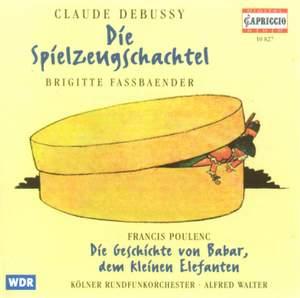 Debussy: Die Speilzeugschachtel