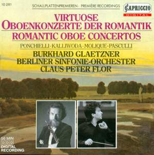 Romantic Oboe Concertos