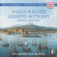 Musica Napolitane Sonate a Quattro