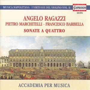 Ragazzi, Marchitelli, Barbella: Sonate a Quattro