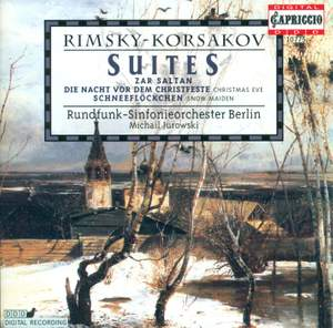 Rimsky-Korsakov: Opera Suites
