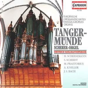 Famous European Organs - Tangermünde (Scherer Organ)