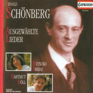 Schoenberg: Selected Songs