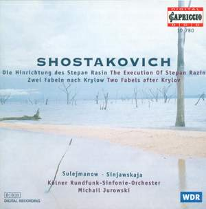 Shostakovich: Orchestral Music