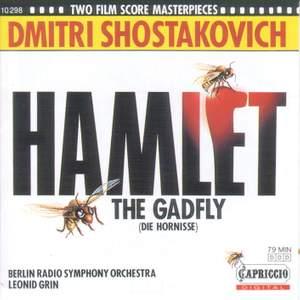 Shostakovich: Hamlet - Film Score, Op. 116, etc.