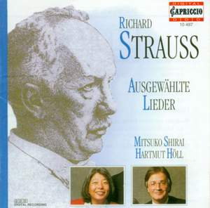 Strauss: Selected Songs