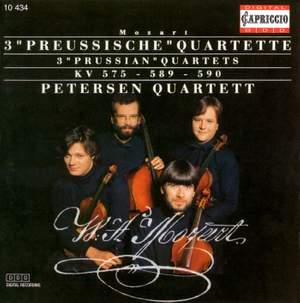 Mozart: 3 Prussian Quartets