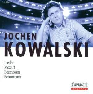 Jochen Kowalski - Lieder