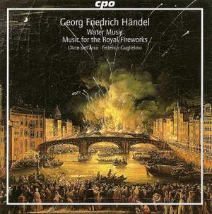Handel - Water Music & Music For The Royal Fireworks