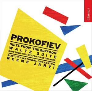 Prokofiev - Suites