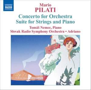 Pilati - Concerto for Orchestra