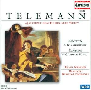 Telemann: Jauchzet dem Herrn alle Welt