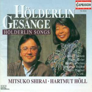 Hölderlin Songs