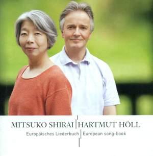 European Lieder Book