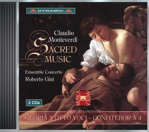 Monteverdi: Sacred Music