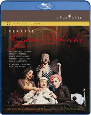 Gianni Schicchi & The Miserly Knight Product Image