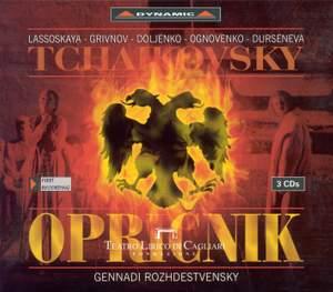 Tchaikovsky: Oprichnik