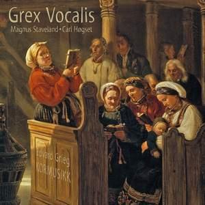 Grieg: Choral Music