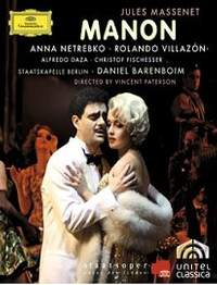 Massenet - DVD Choice