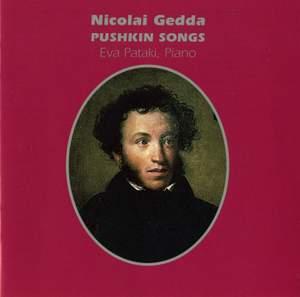 Nicolai Gedda: Pushkin Songs