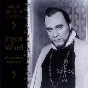 Ingvar Wixell: Great Swedish Singers