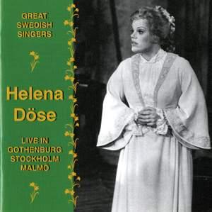 Helena Dose: Great Swedish Singers