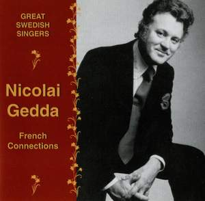 Great Swedish Tenors: Nicolai Gedda