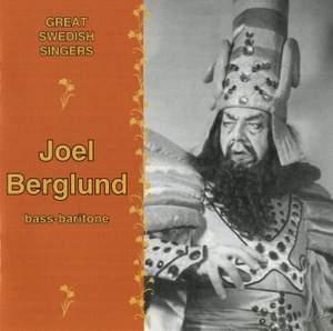 Great Swedish Singers - Joel Berglund