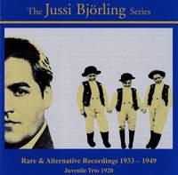 The Jussi Bjorling Series